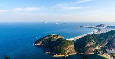 10 Tage Südosten, Brasilien, Copacabana