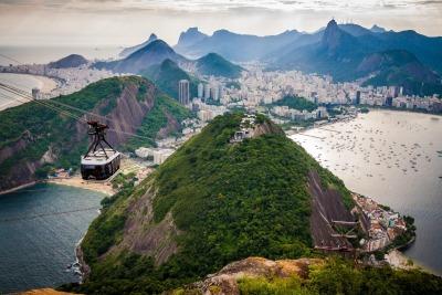 10 Tage Südosten, Brasilien, Zuckerhut