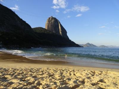 10 Tage Südosten, Brasilien, Red Beach Rio