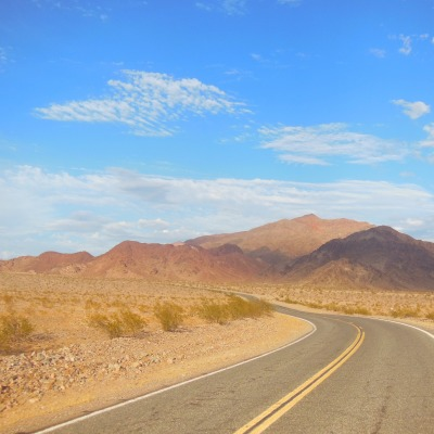 Kurzurlaub Kalifornien » Death Valley