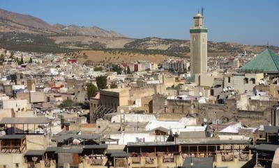 Kurzurlaub Marokko » Landesinnere