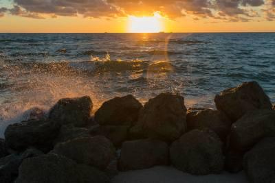 Langzeiturlaub Florida, USA, ...zurück am Beach :)
