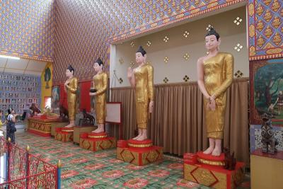 Eine Woche Penang, Malaysia, Wat Chaiyamangalaran