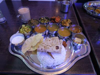Eine Woche Penang, Malaysia, Essen in Little India