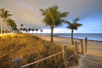 10 Tage Florida, USA, Key West ist eine Stadt auf der gleichnamigen Insel am Westende der Fl