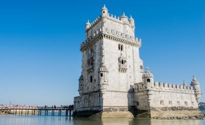 Kurzurlaub Region Lissabon und Setúbal, Portugal, Der Torre di Belém hat das Erdbeben von 1755 unbeschadet überstanden