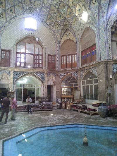 10 Tage Iran, Iran, Basar Kashan