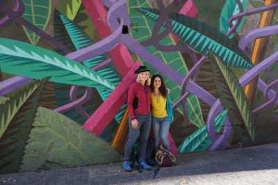 Langzeiturlaub Santiago de Chile & Umgebung, Chile, Gemeinsam mit der chilenischen Bloggerin erkunden wir die Hauptstadt