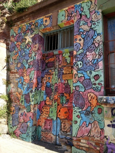 Langzeiturlaub Santiago de Chile & Umgebung, Chile, Buntes Valparaiso