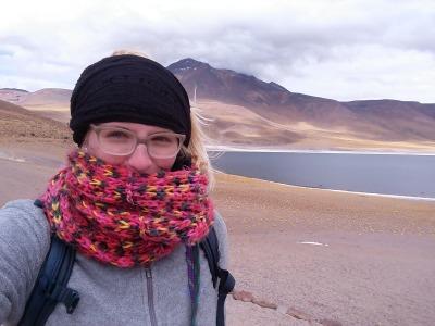 Langzeiturlaub Santiago de Chile & Umgebung, Chile, In der Atacama Wüste hat es in der Nacht Minustemperaturen und am Tag