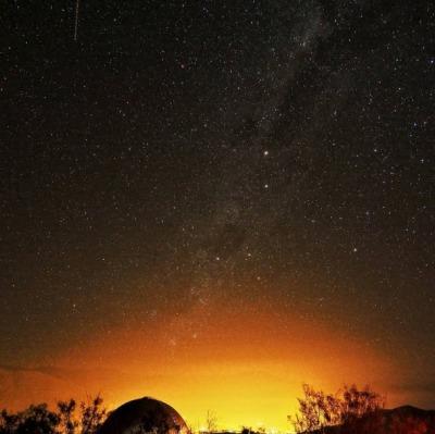 Langzeiturlaub Santiago de Chile & Umgebung, Chile, Den Sternen im Valle del Elqui zusehen