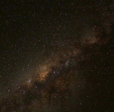 Langzeiturlaub Santiago de Chile & Umgebung, Chile, Die mächtige Milchstraße