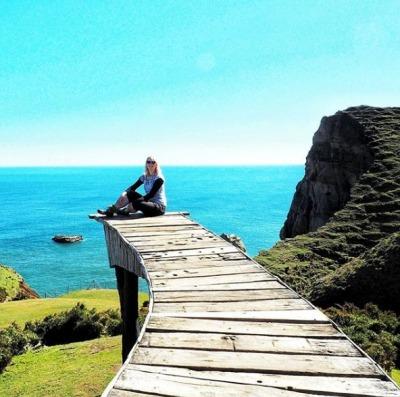 Langzeiturlaub Santiago de Chile & Umgebung, Chile, Auf der Insel Chiloé gibt es unzählige Wanderungen, die schönste is