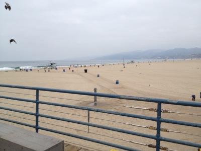 Kurztrip Kalifornien, USA, Santa Monica