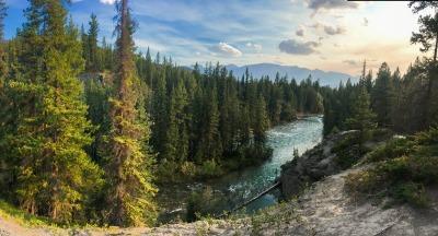 Kurztrip Jasper (Stadt), Alberta, Kanada, Ein Traum von Nationalpark https://www.chronic-wanderlust.com/de/48-st