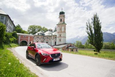 Kurzurlaub Natters (Stadt), Nordtirol, Österreich, Auf dem Weg durch's Inntal sollte man unbedingt neben der Autobahn auf
