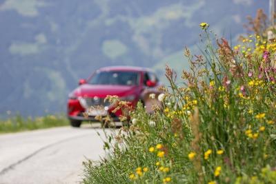 Kurztrip Natters (Stadt), Nordtirol, Österreich, Unseren ersten Stopp haben wir am Gerlosberg im Zillertal gemacht. Von