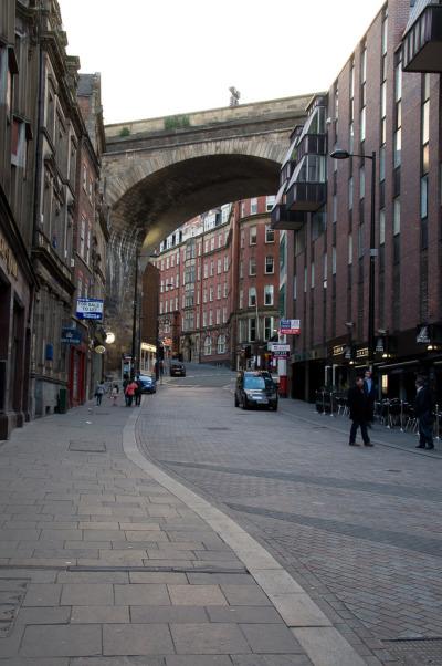Kurztrip Mittel & Nord-England, Großbritannien, Newcastle ist eigentlich eine alte Industriestadt. Mich faszinieren di