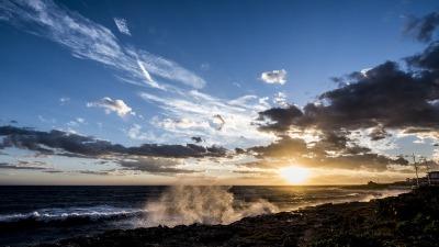 Kurzurlaub Costa del Sol, Spanien, Nerja liegt in der Provinz Málaga und hat eine 14 km lange Küste. El
