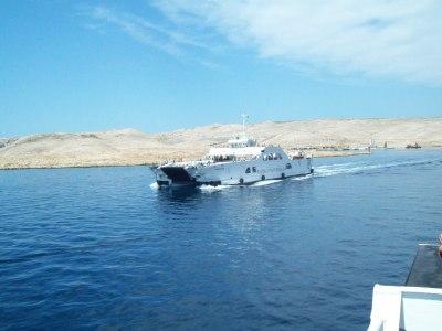 3 Wochen Kroatien » Adriatische Küste