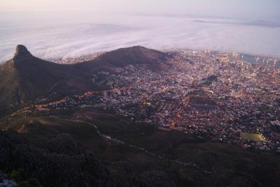 Zwei Wochen Südküste, Südafrika, Kapstadt ist nach Johannesburg die zweitgrößte Stadt in Südafrika.