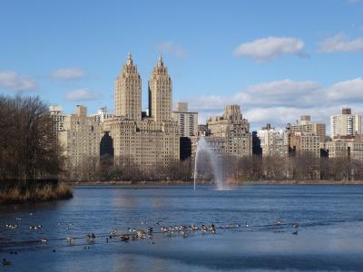 3 Wochen USA » New York