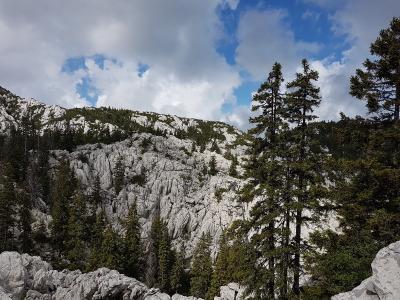Zwei Wochen Kroatisches Bergland, Kroatien, Ličko-senjska županija