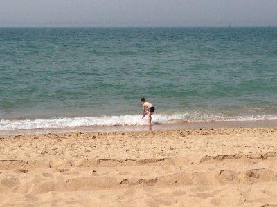 Zwei Wochen Costa de la Luz, Spanien, Chiclana de la Frontera