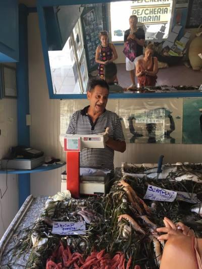 3 Wochen Santa Margherita di Pula (Stadt), Sardinien, Italien, Sandro Marini - cooler Fisherman