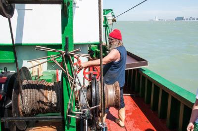 Eine Woche Belgien, Belgien, Viele Menschen leben an der belgischen Küste vom Fischfang.