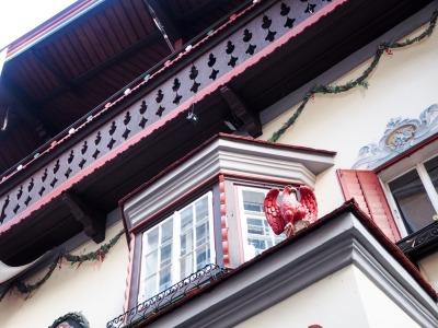 Kurzurlaub Kitzbühel (Stadt), Nordtirol, Österreich, Es gibt so viele kleine Details zu entdecken