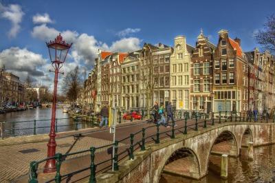 Kurztrip Amsterdam & Umgebung, Niederlande, 1.281- das ist die Anzahl der Brücken, die es in Amsterdam gibt. Die
