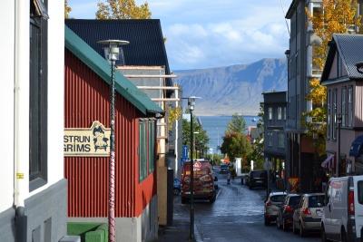 Eine Woche Island, Island, Die Hauptstadt Reykjavík.