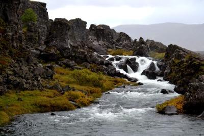 Eine Woche Island, Island, Das Land der Wasserfälle.