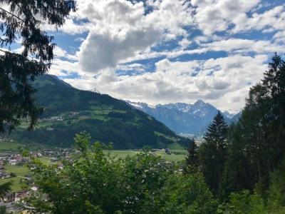 Kurzurlaub Fügen im Zillertal (Stadt), Tirol, Österreich, Zellberg