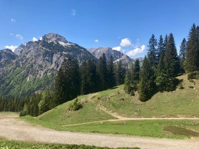 Kurztrip Fügen im Zillertal (Stadt), Tirol, Österreich, Eben am Achensee