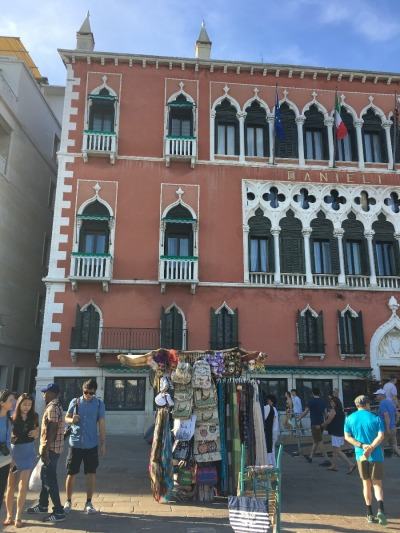 Kurzurlaub Venetien, Italien, Venezia