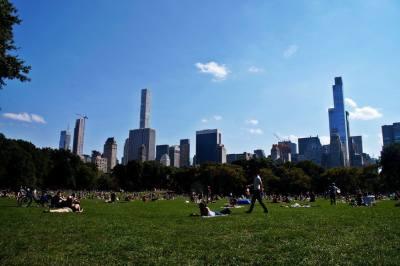 Zwei Wochen New York, USA, Manhattan Community Board 1