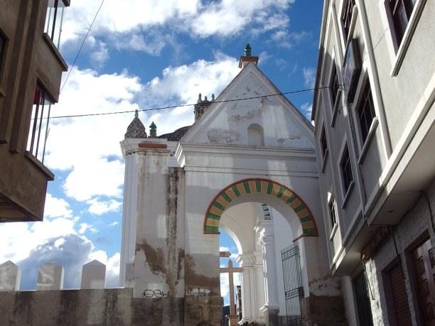 Langzeiturlaub Bolivien, Bolivien, Kathedrale in Copacabana