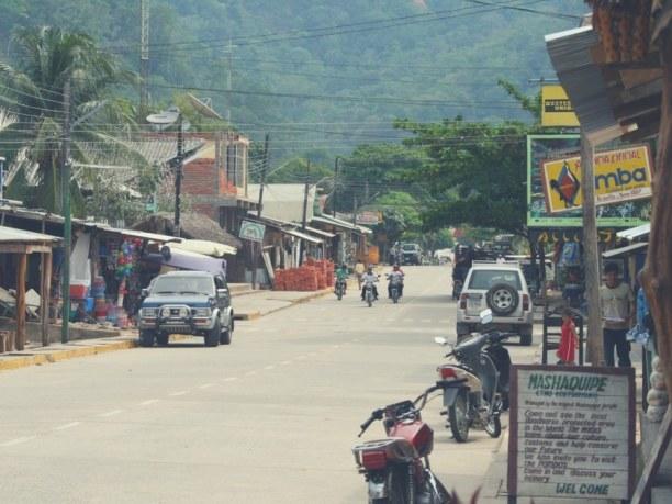 Langzeiturlaub Bolivien, Bolivien, Rurrenabaque liegt nördlich der Anden am Übergang des bolivianischen