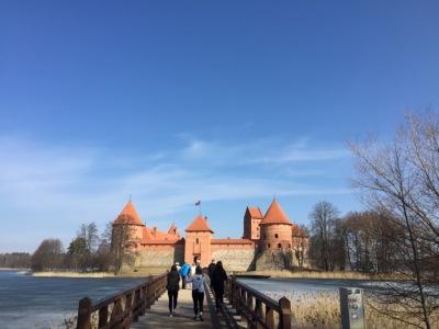 Kurzurlaub Litauen, Litauen, Trakai
