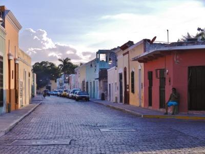 """2 Wochen Halbinsel Yucatán, Mexiko, Das Tor zur Welt der Maya: Mérida. Die sogenannte """"weiße Stadt"""""""