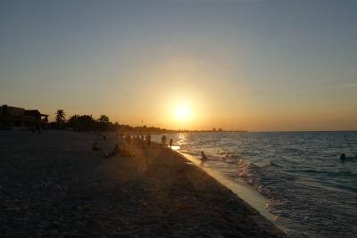 2 Wochen Kuba, Kuba, Die letzten beiden Tage haben wir in Varadero am Strand ausklingen las