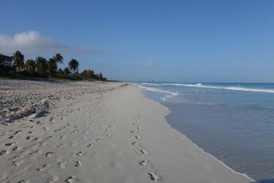 2 Wochen Kuba, Kuba, Unser Flug ging über Silvester von München nach Varadero. Dort angek