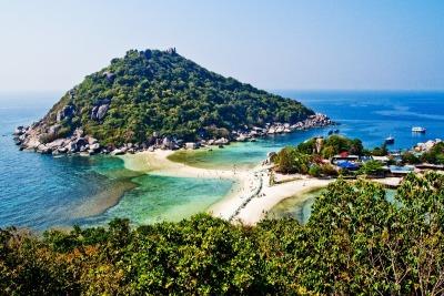 10 Tage Thailand, Thailand, Koh Tao Island
