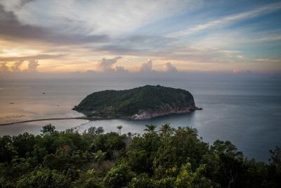 10 Tage Thailand, Thailand, Koh Phangan, Haad Yuan Beach
