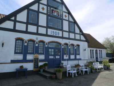 10 Tage Bornholm, Dänemark, Fru Petersens Café
