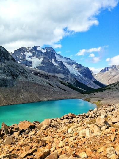 Zwei Wochen Patagonien, Chile, Cerro Castillo