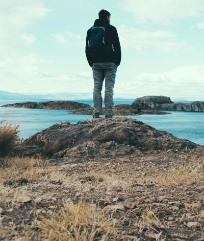 2 Wochen Patagonien, Chile, Chile Chico, Lago General Carrera