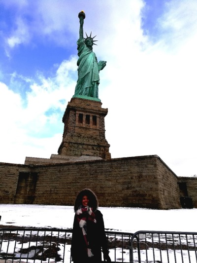10 Tage New York, USA, Liberty Island